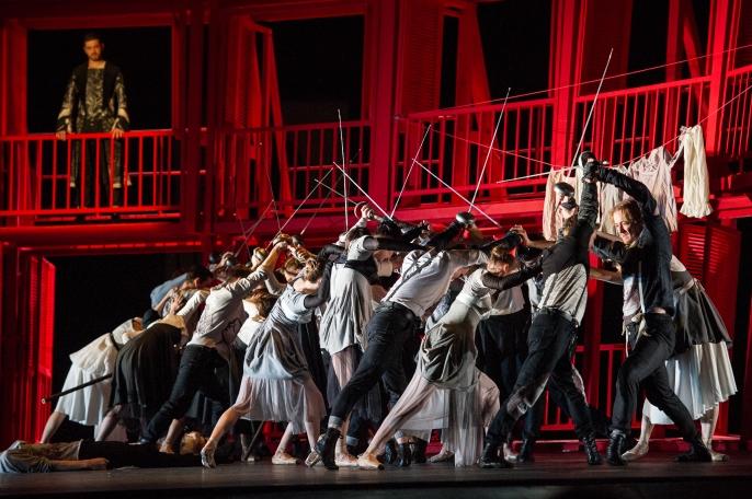 «Ромео иДжульетта» принесли две «Золотые маски» Екатеринбургскому оперному