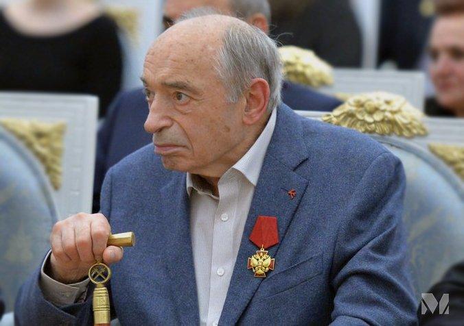 Русский артист Валентин Гафт отменил творческий вечер и-за болезни