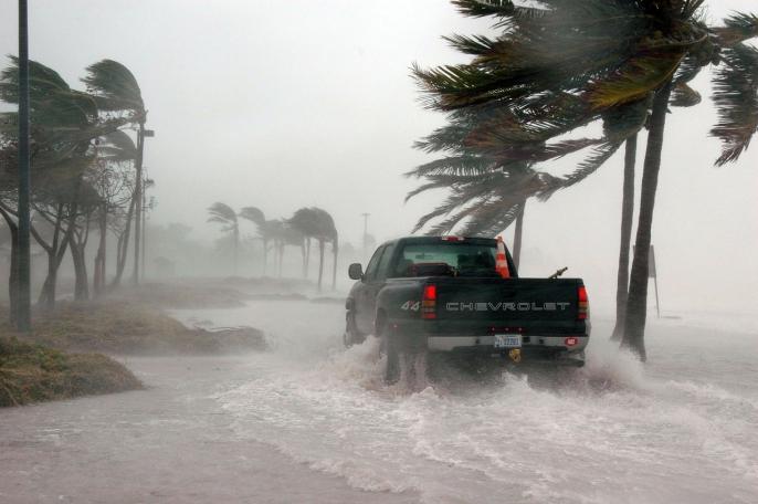 ВАтлантике усилился шторм «Мария»: ондостиг отметки 4-ой категории