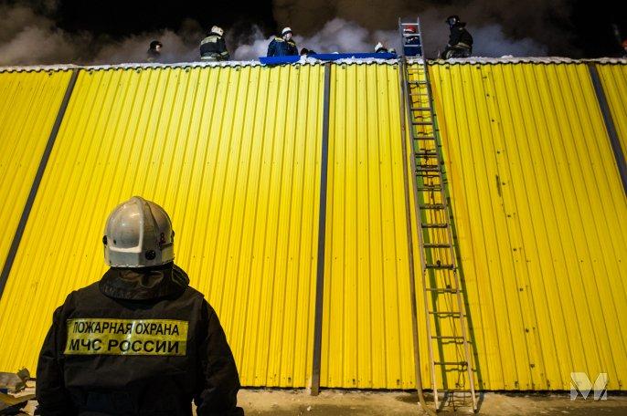 МЧС заставит руководствоТЦ соблюдать правила пожарной безопасности